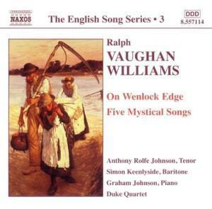 The English Song Series, Rolfe Johnson, Keenlyside