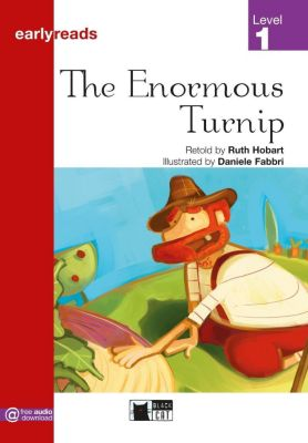 The Enormous Turnip, Ruth Hobart