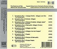 The Essence Of The Beethoven Symphonies - Produktdetailbild 1