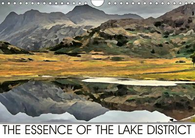 THE ESSENCE OF THE LAKE DISTRICT (Wall Calendar 2019 DIN A4 Landscape), John Phoenix Hutchinson