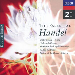 The Essential Handel, Diverse Interpreten