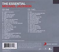 The Essential Michael Jackson - Produktdetailbild 1