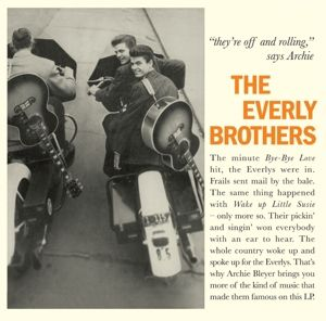 The Everly Brothers + Bonus Album:, The Everly Brothers