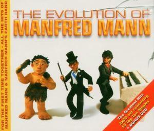 The Evolution Of Manfred Mann, Manfred Mann