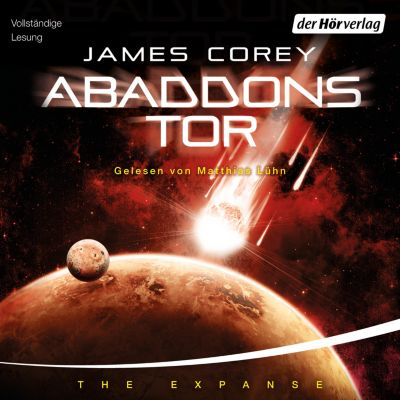 The Expanse-Serie: Abaddons Tor, James Corey