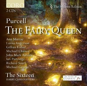 The Fairy Queen, The Sixteen, Harry Christophers