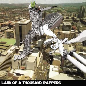 The Fall Of Pillars Vol. 1, Land Of A Thousand Rappers