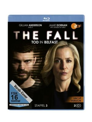 The Fall - Tod in Belfast - Staffel 3 Uncut Edition