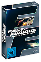 The Fast and Furious - 7-Movie Collection