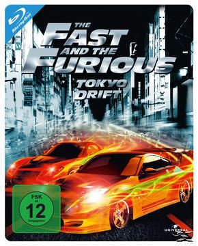 The Fast and the Furious: Tokyo Drift - Steelcase Edition, Bow Wow,nathalie Kelley Lucas Black