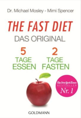 The Fast Diet - Das Original, Mimi Spencer, Michael Mosley
