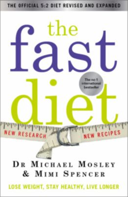 The Fast Diet, English edition, Michael Mosley, Mimi Spencer