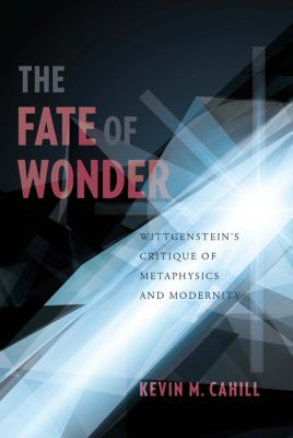 The Fate of Wonder, Kevin Cahill