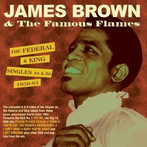 The Federal & King Singles, James Brown