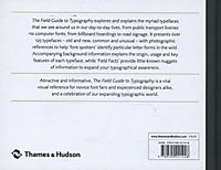 The Field Guide to Typography - Produktdetailbild 1