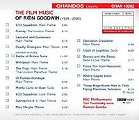 The Filmmusik - Produktdetailbild 1