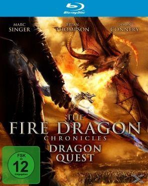 The Fire Dragon Chronicles 2: Dragon Quest, Brian Brinkman, Micho Rutare