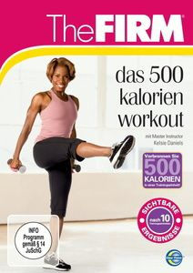 The Firm - Das 500 Kalorien Workout, Gaiam