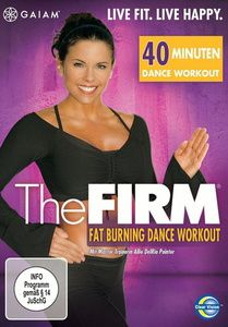 The Firm - Fat Burning Dance Workout, Gaiam