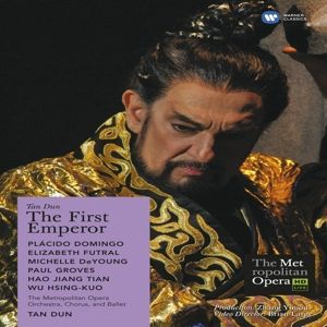 The First Emperor, Placido Domingo, Various