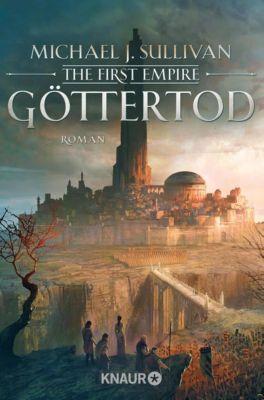 The First Empire - Göttertod - Michael J. Sullivan pdf epub