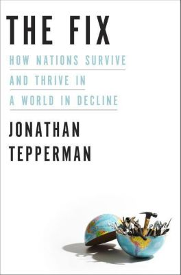 The Fix, Jonathan Tepperman