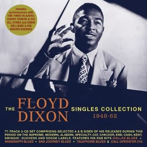 The Floyd Dixon Collection 1949-62, Floyd Dixon