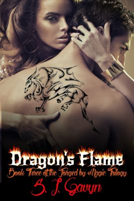 The Forged by Magic Trilogy: Dragon's Flame: Book Three of the Forged by Magic Trilogy, S. L. Gavyn