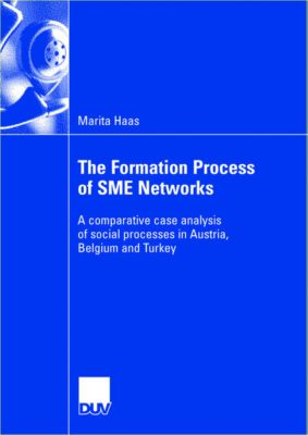 The formation process of SME-networks, Marita Haas