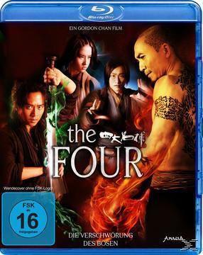 The Four, C Deng, Y Liu, C Chou
