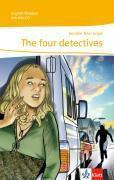 The four detectives, m. Audio-CD, Jennifer Baer-Engel
