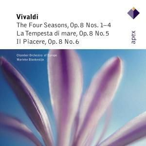 The Four Seasons,Op.8,1-4/Op.8,5-6, Blankestijn, Lester, Coe
