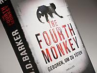 The Fourth Monkey - Geboren, um zu töten - Produktdetailbild 3