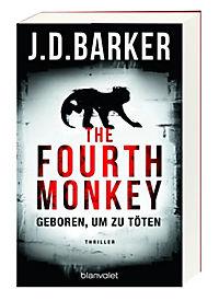 The Fourth Monkey - Geboren, um zu töten - Produktdetailbild 2