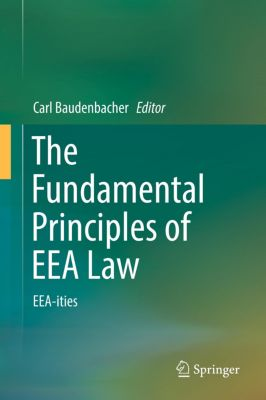 The Fundamental Principles of EEA Law, Carl Baudenbacher, Sven Erik Svedman, Dag Holter, Carsten Zatschler, Skúli Magnússon, John Temple Lang