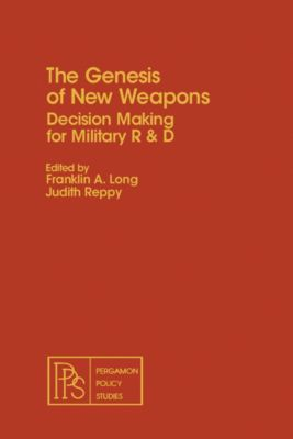 The Genesis of New Weapons