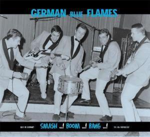 The German Blue Flames, German Blue Flames