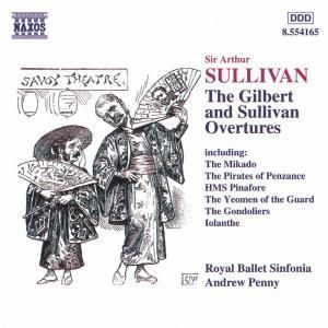 The Gilbert And Sullivan Overtures, A. Penny, Royal Ballet Sinfonia