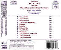 The Gilbert And Sullivan Overtures - Produktdetailbild 1