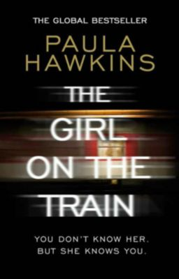 The Girl on the Train, Paula Hawkins