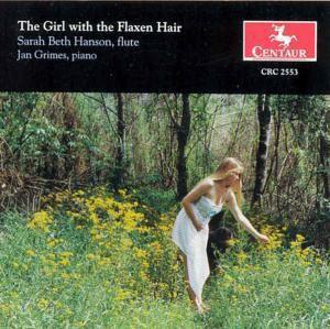 The Girl With The Flaxen Hair, Sarah Beth Hanson