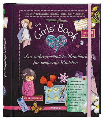 The Girls Book, Michèle Lecreux, Célia Gallais, Clèmence Roux de Luze