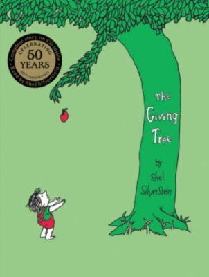 The Giving Tree, w. Audio-CD, Shel Silverstein