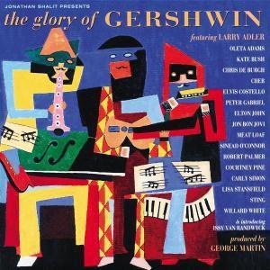 The Glory Of Gershwin, Diverse Interpreten
