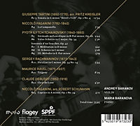 The Golden Violin - Produktdetailbild 1