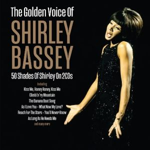 The Golden Voice Of, Shirley Bassey