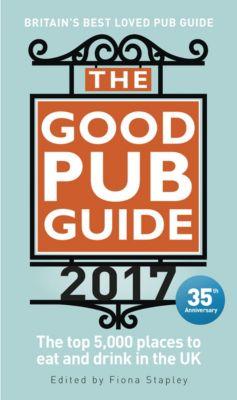 The Good Pub Guide 2017, Fiona Stapley