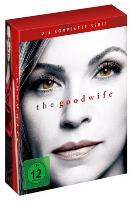 The Good Wife - Die komplette Serie, Archie Panjabi,Chris Noth Christine Baranski