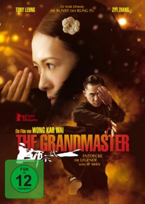 The Grandmaster, Wong Kar Wai
