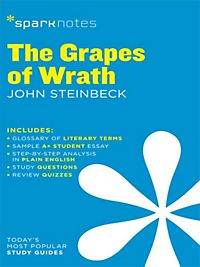 "a literary analysis of the review of the grapes of wrath by john steinbeck It is called the grapes of wrath there are 500,000 americans that live in the covers of that book"" his point is clear the author john steinbeck writes a novel of vast importance for his era and today, a work that portrays reality through fiction the grapes of wrath epitomizes the impact that literature can."